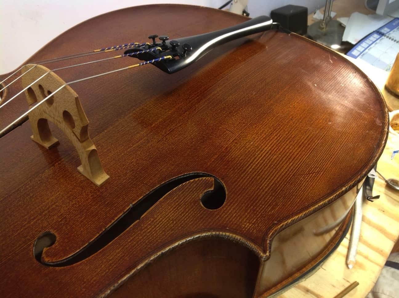 A beautiful instrument